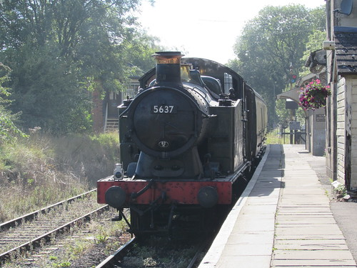 Cranmore: East Somerset Railway (Somerset)