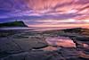 Skylight [Explored] (Langstone Joe) Tags: longexposure firecrest8stopndfilter kimmeridgebay dorset jurassiccoast clavelltower sunset seascape