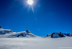 Franz Joseph Glacier (rohitjaganmohan) Tags: glacier franzjosephglacier highestpoint landscape nikon loveforphotography nikond3200 travelpassport snow sun flare lensflare