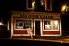 Architecture in St. John's 3 (LongInt57) Tags: building store shop commerce art gallery paintings pictures night lights raining white red black stjohns saintjohns newfoundland canada brown