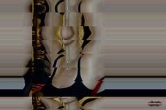 bodycyborg2 (VJ Um Amel) Tags: cyborg glitch portraiture arab arabamerican newmedia digitalartsvjumamel
