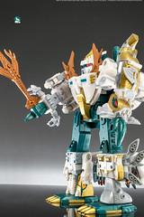 D-21_God_Neptune_side (Weirdwolf1975) Tags: tfylp transformers podcast bwii beastwarsii godneptune d21 halfshell scylla terrormandor seaphantom coelagon