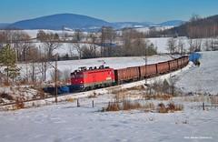 444-011 on freight train (Mladja_IC431) Tags: trains railway mountain zlatibor branesci beautiful freight 444 locokomotive railpassion railfan trainspotter winter snow sun