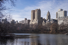 The Dakota and its neighbors on Central Park West (wandering tattler) Tags: nyc ny newyork city urban landscape centralpark westside manhattan 2016