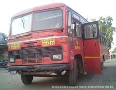 #MSRTC #Parivartan #Bus  #Phaltan #Depot #Satara #Division (Lalit Bhojane MSRTC) Tags: phaltan msrtc parivartan division satara bus depot
