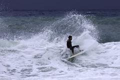 sami dominguez (fran_laguna) Tags: surf surfer surfing mediterraneo beach playa waves olas benalmadena costadelsol malaga andalucia spain surfphotography canon canonistas franlaguna