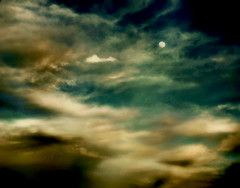 shadows of the night (Ani Carrington) Tags: shadows sky skies moon color colors fantasy clouds night