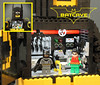 BATMANIA part 2: the BatCave (Andrea Lattanzio) Tags: batman gotham batmanlegomovie lego moc mocs norton74 superhero dc comics dccomics minifig maxifig robin thelegomovie foitsop batcave sculpture minifigure