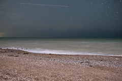 dscf2860 (LaurenceTucker) Tags: beach littlehampton angmering nye desaturated bleak sea
