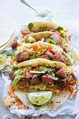 Fiery Tandoori Chick (alaridesign) Tags: fiery tandoori chicken tacos with cilantro corn slaw