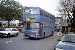 West Midlands Travel 2959 (D959 NDA) (SelmerOrSelnec) Tags: westmidlandstravel mcw metrobus d959nda timesaver birmingham bus
