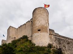 Château de Caen (JiPiR) Tags: caen bassenormandie france fr