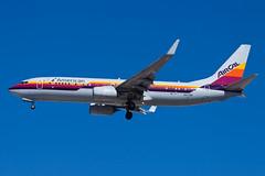 American Airlines Boeing 737-800 N917NN (jbp274) Tags: las klas mccarran airport airplanes americanairlines american aa boeing 737 aircal retrojet