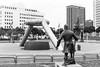 Hart Plaza (Detroit Imagery) Tags: trix400 nikonfe2 35mmfilm