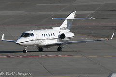 N906AS Hawker Beechcraft 125-800XP Private Paine Field airport KPAE 27.01-17 (rjonsen) Tags: plane airplane aricraft business jet ttail