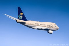 Saudi Arabian Government Boeing 747SP-68 (Timothée Savouré) Tags: saudi arabian government boeing 747 747sp sp hzhm1c