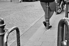 sit and wait (gerhardkörsgen) Tags: atmosphere blackwhite candid city cologne decisivemoment woman frau gerhardkoersgen germany life köln monochrome menschen people perspective person streetphotography scene schwarzweiss view grafic sit wait 2016 eigelstein humour street ouch