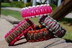 Survival Bracelets (tim ozbun photography) Tags: photography photographer photoshoot survival product food advertisement foodphotography commericalphotography bracelets paracord 550cord