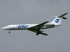 RA-65828 (@Eurospot) Tags: ra65828 tupolev utair vnukovo moscou