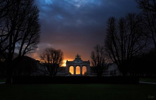 Fiftieth Anniversary Arches