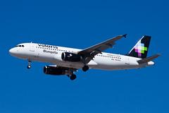 Volaris Airbus A320 N509VL (jbp274) Tags: las klas mccarran airport airplanes volaris y4 airbus a320