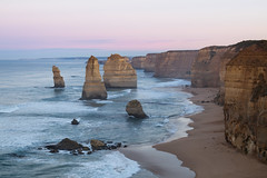 Before sunrise (Maruša Žerjal) Tags: australia 12apostles nature outdoors sightseeing cliffs pillars ocean shore tourism