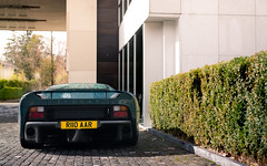 XJ220. (Alex Penfold) Tags: jagaur xj220 green supercars supercar super car cars autos alex penfold 2017 geneva switzerland