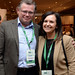 Frankie Whelehan, The Montenotte Hotel, Cork and Lynn Cawley, Maldron Hotel, Dublin Airport