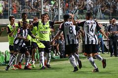 Atlético-MG goleia e atinge 100ª vitória em jogos no Independência (portalminas) Tags: atléticomg goleia e atinge 100ª vitória em jogos no independência