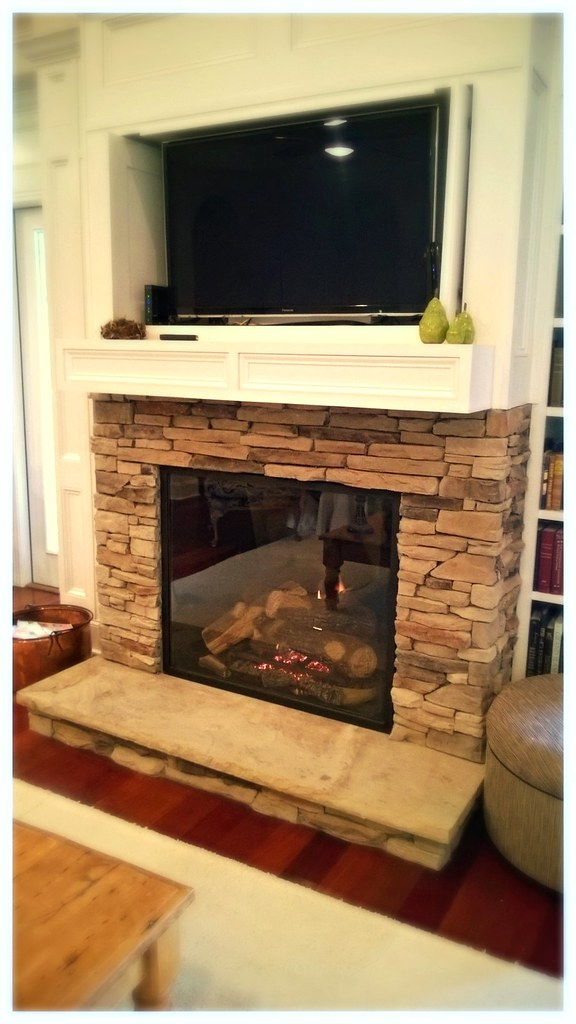 Town & Country TC42 Direct Vent Fireplace. Cleveland, Tn.