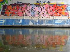 Stephan (DrGarageland) Tags: art wall graffiti clone stephan lafa