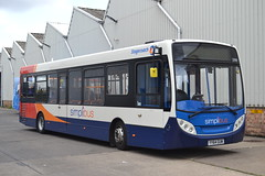 Stagecoach East Midlands 37197 YY64GUW (Will Swain) Tags: uk travel england bus buses yard town britain garage north transport july lincolnshire east depot 25th stagecoach grimsby midlands 2015 37197 yy64guw