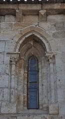 Astudillo (Palencia). Iglesia de San Pedro. Ventana (santi abella) Tags: españa palencia castillayleón astudillo