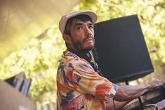 Nick V (RG Video) Tags: party summer music house la dj nanterre du techno bonheur ferme lamamies