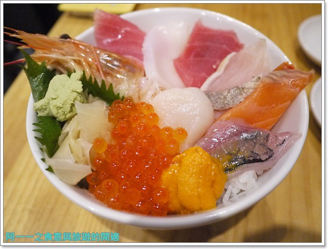 東京築地市場美食松露玉子燒海鮮丼海膽甜蝦黑瀨三郎鮮魚店image037
