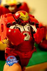 Hulkbuster custom by RICK WIP _55 (capcomkai) Tags: rick ironman ultron hulkbuster   avengersage