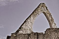 Gotland- Visby- S:t Katarina ruin (Don Bello Photography) Tags: sommer 2015 inselgotland gotland visby stkatarinaruin klosterruine ruine steine mauerwerk panasonicfz1000 lumixfz1000 reinhardbellmann donbellophotography storatorget scandinavien europa europe fz1000 acdsee