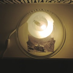 time capsule (sonyacita) Tags: light glass lamp square bowl photograph utata:project=ip223