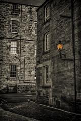 Atholl Crescent Lane, Edinburgh (Colin Myers Photography) Tags: old colin dark photography scotland edinburgh moody scottish crescent lane atmospheric myers atholl athollcrescentlane colinmyersphotography