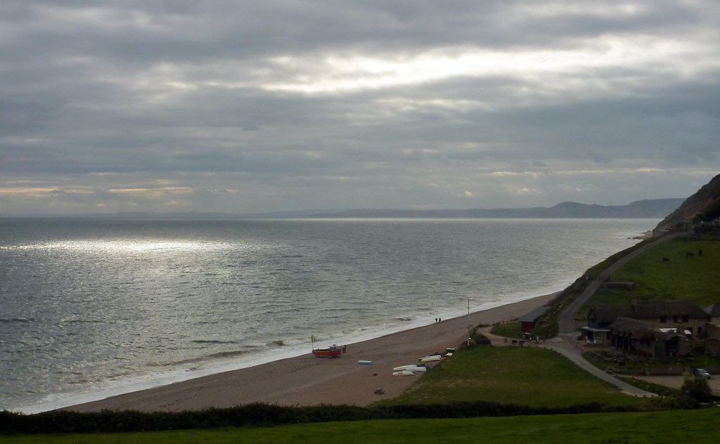 Branscombe - beach