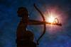 Zero sun... (Martin Zurek) Tags: sky sun texture zeiss canon munich 85mm toilet location oktoberfest bow arrow wiesn abort otus smörgåsbord 2015 5dsr
