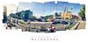 Flinders St (David J Price) Tags: station st melbourne flinders panograph