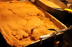 Fall Harvest Dinner (mhaithaca) Tags: food vegan cassoulet rpme cornelldining fallharvestdinner robertpurcellmarketplaceeatery
