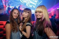 Partygirls at This Is Hardcore 2015 (EDMNews) Tags: party portrait music club russia moscow indoor hardcore nightlife edm partygirls москва россия известияhall орбитальнаястанция