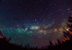 Night Shot (Swilso37) Tags: stars astrophotography wyoming milkyway