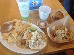 Fish Tacos from Rubios (Anna Sunny Day) Tags: sandiego rubios fishtacos