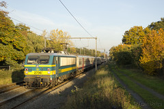 NMBS 2736 Bouwel (TrainBelge) Tags: nmbs l15 bouwel 2736