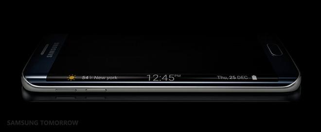 វិធីងាយៗដើម្បីធ្វើឲ្យអេក្រង់កោង Galaxy S6 edge+ របស់អ្នកកាន់តែងាយប្រើប្រាស់និងទាក់ទាញ