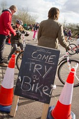 Try Out Show! (OutspokenTraining) Tags: bike bicycle training cycling instructors cambridgeshire dft cambs outspoken bikeability outspokentraining bikeabilityplus
