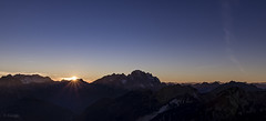 Poslednji trenutki / The Last Moments (PicsbyGrega) Tags: autumn sunset mountain alps fall landscape evening slovenia slovenija sunsetlight alpe tnp julianalps triglavnationalpark jesen večer mangart sončnizahod triglavskinarodnipark julijskealpe canoneos60d julijci sigma1750mmf28exdcos mangartpass